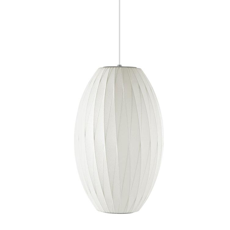 cigar crisscross medium pendant lamps nelson bubble lamp codes lite gmbh